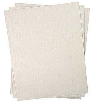 Poster Board.  Box of 100 Sheets