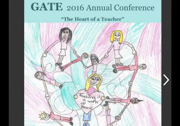 GATE Conference 2016: The Heart of a Teacher