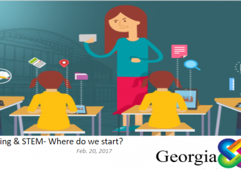 Blended Learning and STEM- Where do we start?