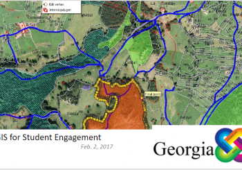 GSTA 2017: GIS for Engagement