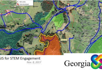 GaETC 2017: GIS for STEM Engagement