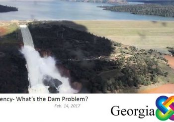 Oroville Emergency- What's the Dam problem?