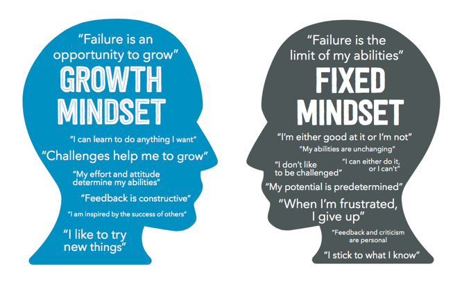 growth mindset technolgy leadership