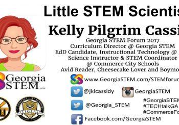 STEM Forum 2017: Little STEM scientists
