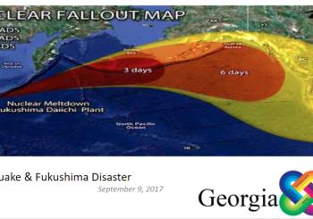 Tohoku Earthquake & Fukushima Disaster