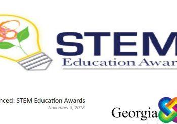 Winners Announced STEM Education Awards