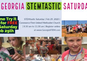 STEMtastic Saturdays- Commerce