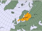 CTBTO reports unusual nuclear particles near the Baltic Sea